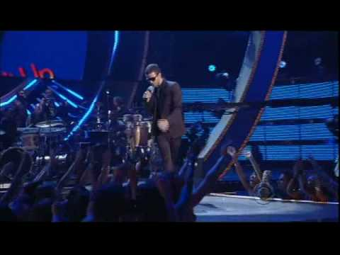 Justin Timberlake - Got To Give It Up - live   Fashion Rocks 2008  Sep