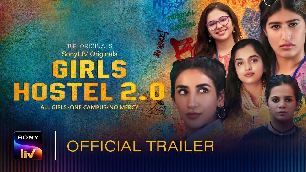 Download Girls Hostel 2.0 | Official Trailer | 19th Feb | SonyLIV | RedFlix Prime