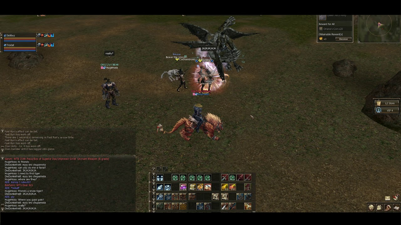 Lineage 2 in game bot family restaurant game 2 free