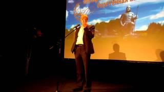 Вступительное слово Задорнова М.Н.на премьерном показе фильма о Вещем Олеге 25.10.15.