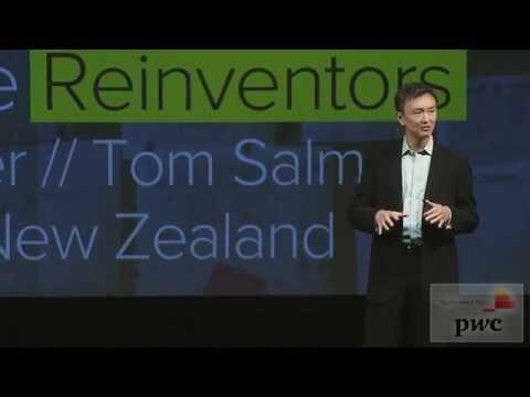 The Reinventors: Telecom New Zealand