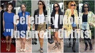 "3 Celebrity Mom ""Inspired"" Outfits - Vanessa Minnillo-Lachey, Kourtney Kardashian & Nicole Richie"