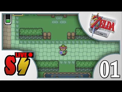 The Legend of Zelda: A Link to the Past (Blind) | Outlet Live [1]