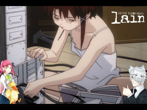 March Masterpiece Madness - Serial Experiments Lain (ft. TheAnimeMan) [Spoiler-free]