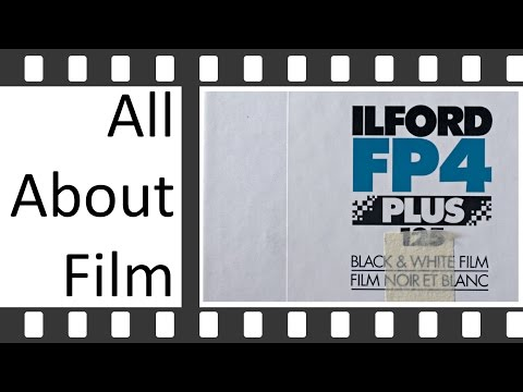 All About Film: Ilford FP4+