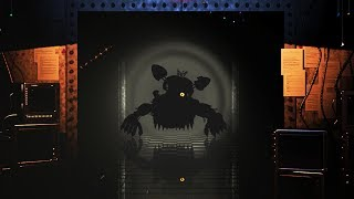 Replace Foxy With FNAF 2 Mod