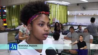 Jornal Acontece - Oficina de Proposituras no Parlamento Jovem