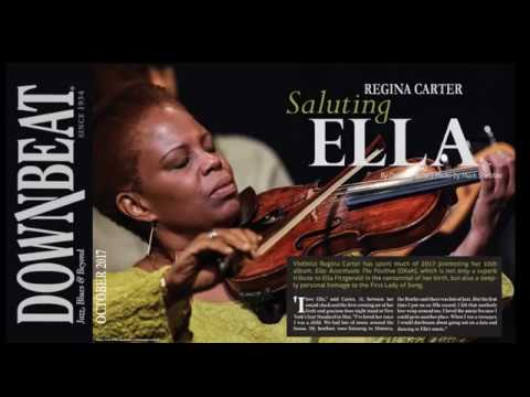 "Regina Carter ""Ella Accentuate the Positive [Promo Video]"