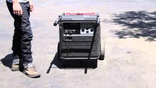 honda eu6500is generator