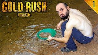 LA FIEBRE DEL ORO!! | GOLD RUSH Gameplay Español