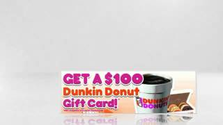 Dunkin Donuts printable coffee coupons 2013