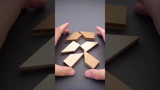 Double squared puzzle #shorts