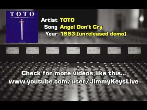 Toto - Angel Don't Cry (unreleased studio demo)