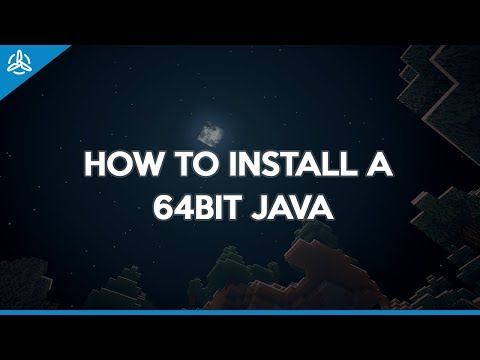 How To Install A 64bit Java