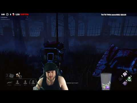 Dead by Daylight WITH...HUNTRESS! - THE GOD SHOTS ARE BACK!