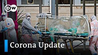 Coronavirus update: Germany raises threat level to 'high'   DW News