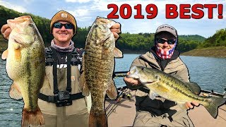 BEST Fishing Moments of 2019 UNREAL Catches