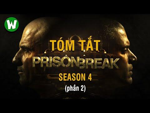 Tóm tắt Prison Break (Vượt ngục) | Season 4 (Part 2)
