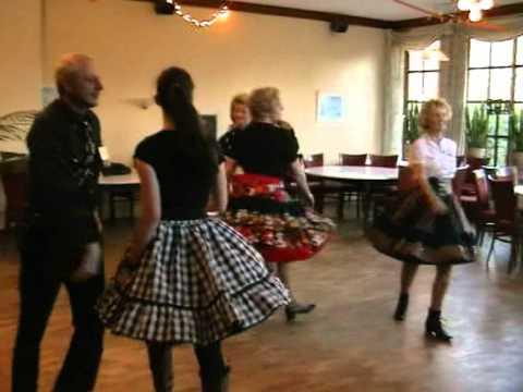 Square Dance mit Schwung