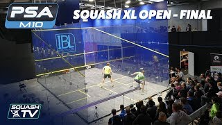 Squash: 2018 Squash XL Open - Final
