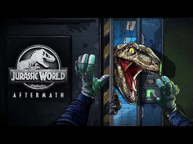 Jurassic World Aftermath | Announce Trailer | Oculus Quest Platform