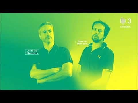 """Cláudia e Isaura cantam """"O Alberto João Jardim""""   Portugalex   Antena 3"""