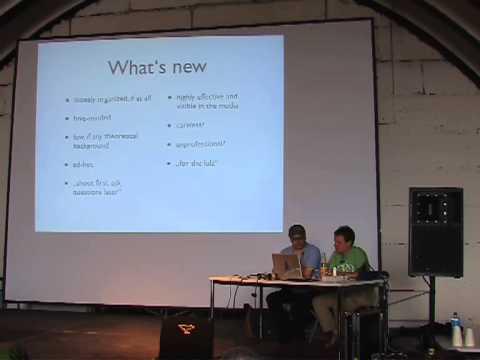 CCC Camp 11 post hacker ethics cyberwar
