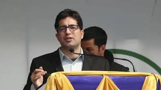 Ex IAS Topper Shah Faisal Launched Political Party, Shehla Rashid and others as Primary Members