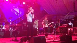 Bastille - Skulls (Live @ Castello Udine 27.07.2014)