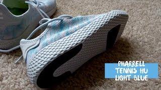Adidas Unboxing   Pharrell Tennis Hu