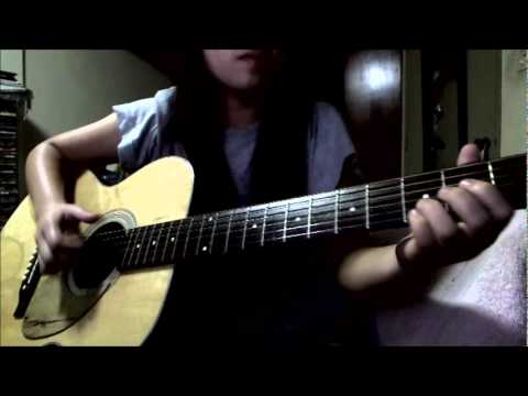 Officially Missing You (Guitar cover by Aki Yatco) - YouTube