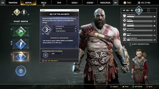 God of War - Lake Of Nine Realm Tear Sidequest Boss Fight EXPLOIT + NO DAMAGE TAKEN