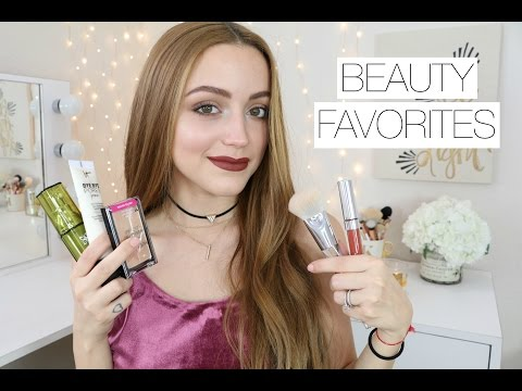 October Favorites | 2016 thumbnail