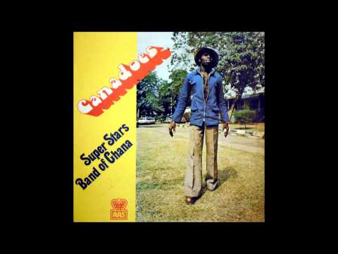 Canadoes Super Stars Band of Ghana  (full album)