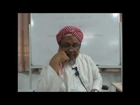 Download Kelas Usul Tafsir di Madrasah Tafsir Sunnah (MTS 2-07-2019)