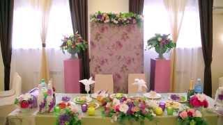 """Агентство свадебных решений """"Вишнёвое варенье"""". Все готово в ожидании гостей и молодоженов"""