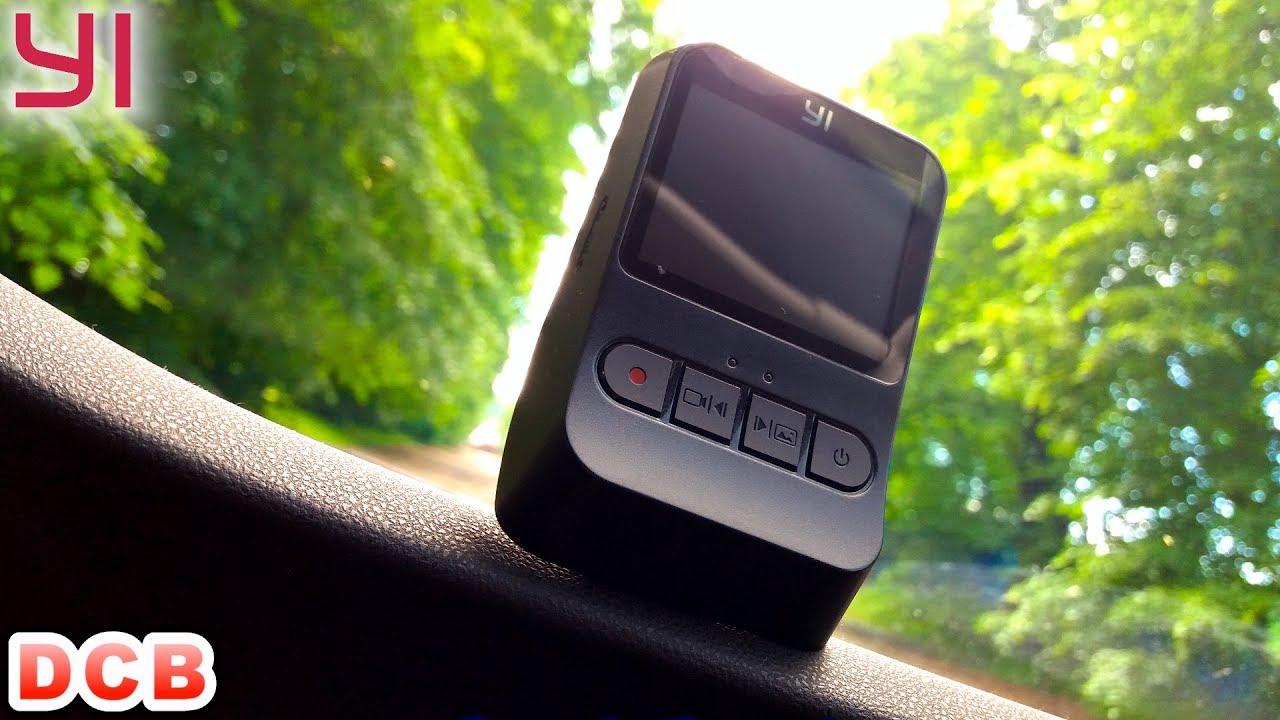 Cheap Cheerful 1080p Budget Dash Cam Yi Mini Dash Camera Youtube