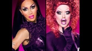 Trinity K  Bonet and Milk - Lip Sync Battle (Whatta Man)