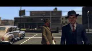 L.A. Noire - bloopers
