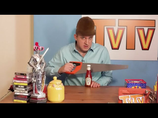 TV TV Episode 17 of 54 'KETCHUP SAWING'