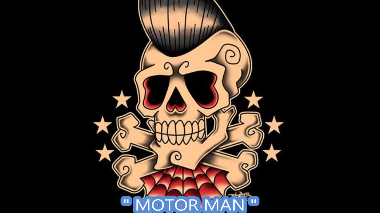 SHA NA NA * MOTOR MAN *
