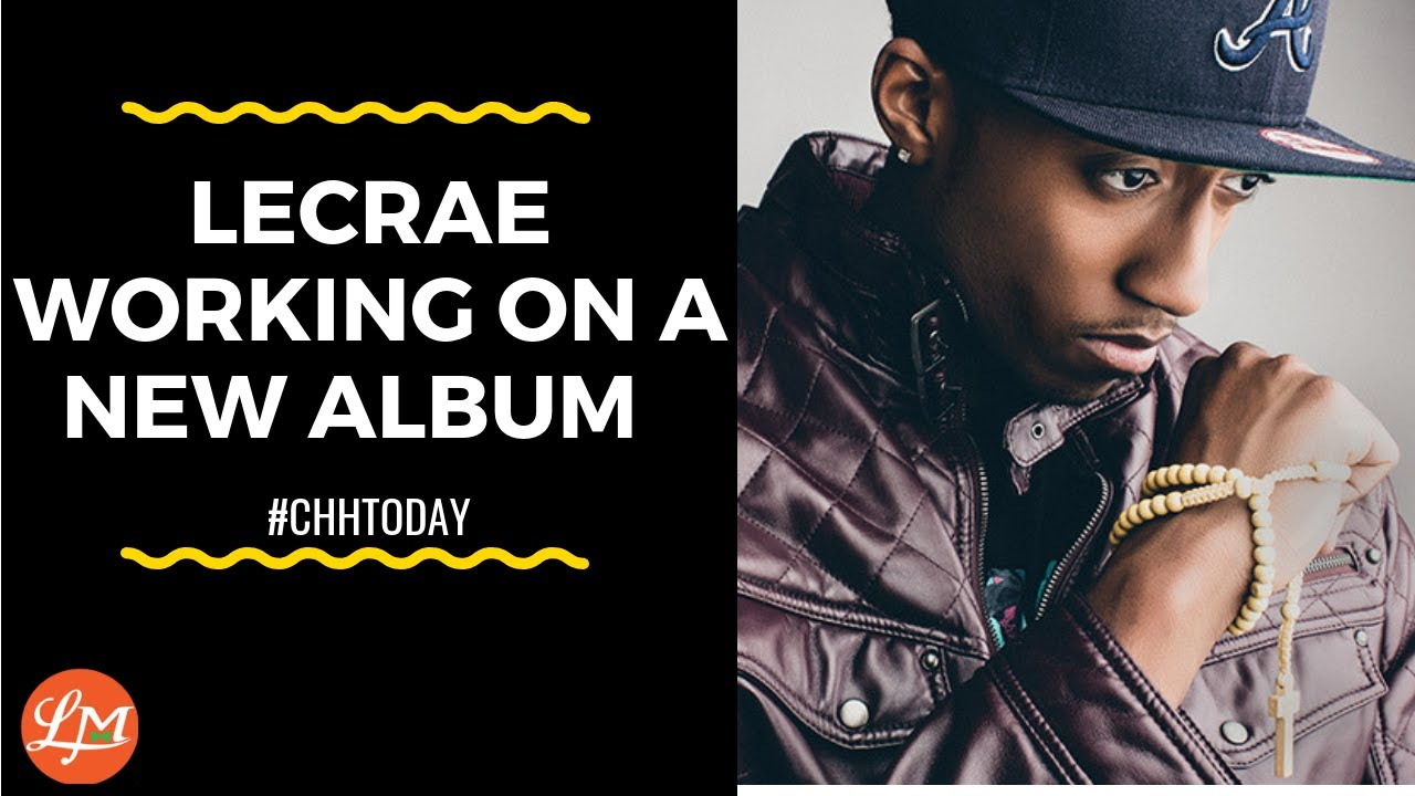 Lecrae Coming Out With A New Album