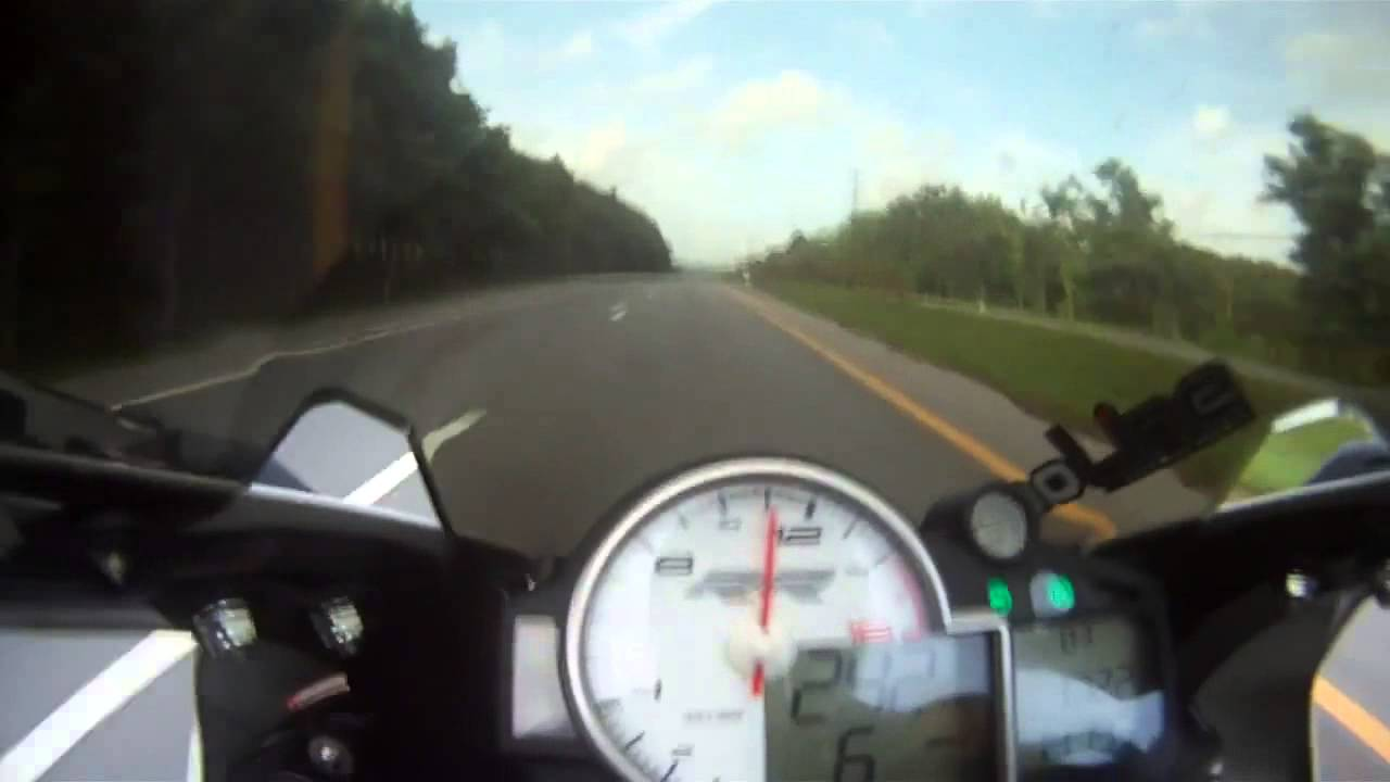 Bmw S1000rr Top Speed Youtube