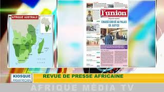 KIOSQUE PANAFRICAIN DU 02 03 2018