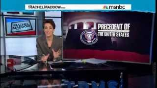 Richard Nixon Commits Act of Treason (Mar 19, 2013 - MSNBC)