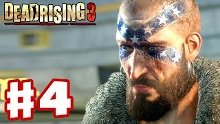 Dead Rising 3 - Gameplay Walkthrough Part 4 - Biker Gang (Xbox One Day One 2013)