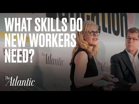 What skills do new workers need?