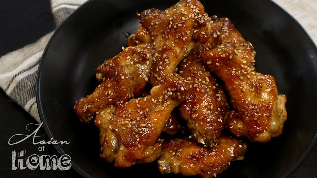 Sesame chicken wings youtube forumfinder Images