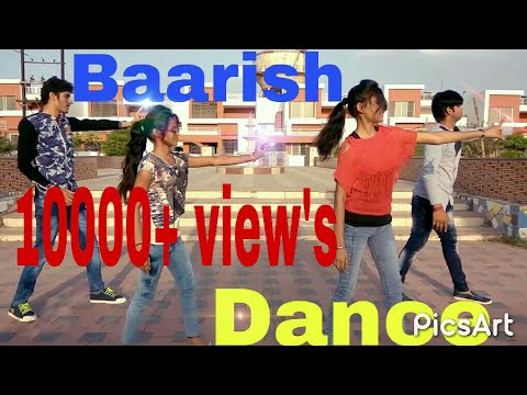 Baarish | half girlfriend | hip hop lyrical Dance | arjun kapoor & shraddha kapoor | 2017 song HD