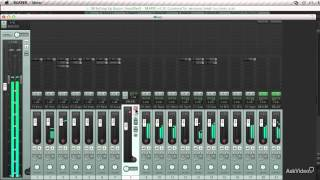 Reaper 104: Mixing and Automation - 9. Setting Up Busses